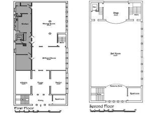 Bb Floor Plans