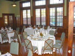 Funk Billiard Room Head Table
